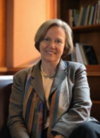 Princeton University President Emerita Shirley Tilghman (Photo credit: Denise Applewhite, Office of Communications)