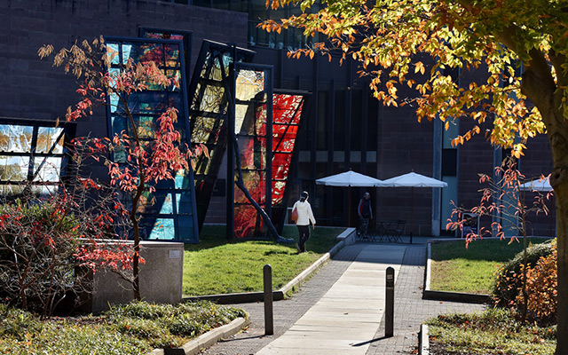 Photo credit: Princeton University, Office of Communications, Mark Czajkowski (2019)