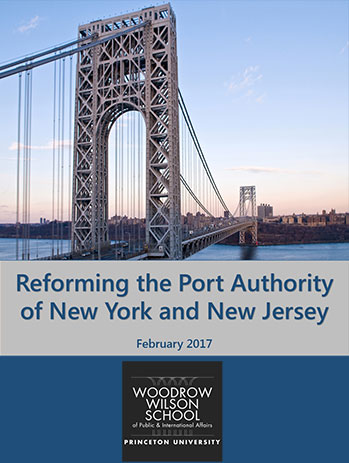 Reforming the Port Authority of New York and New Jersey