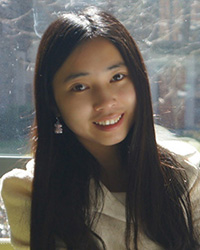 Yue Qin, postdoctoral scholar; University of California, Irvine (Photo courtesy of Qin)