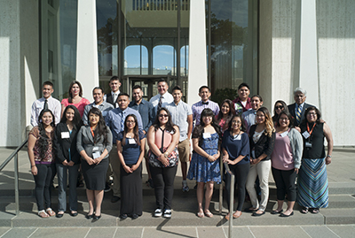 Wilson School Hosts Summer Policy Academy for Students from Pueblo and Navajo Nations