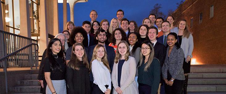 SINSI Graduate Program - 2018 group photo