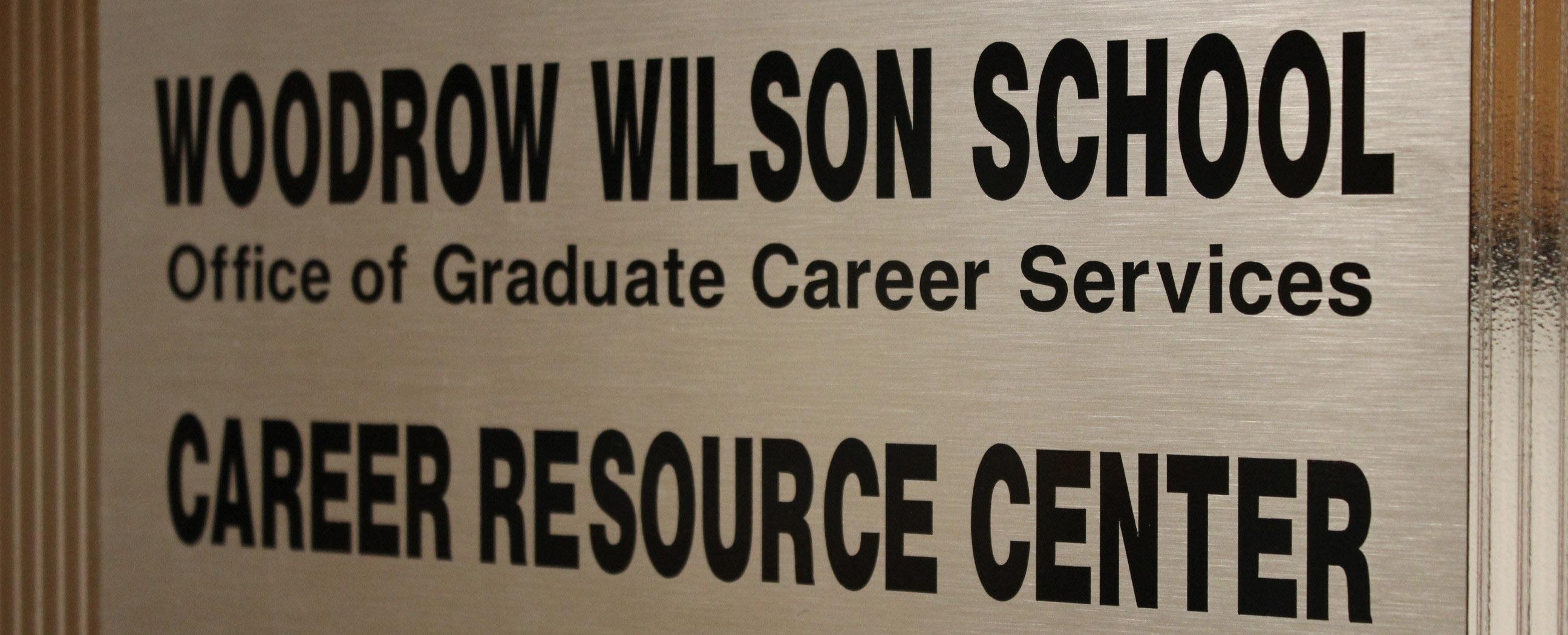 Graduate Career Services