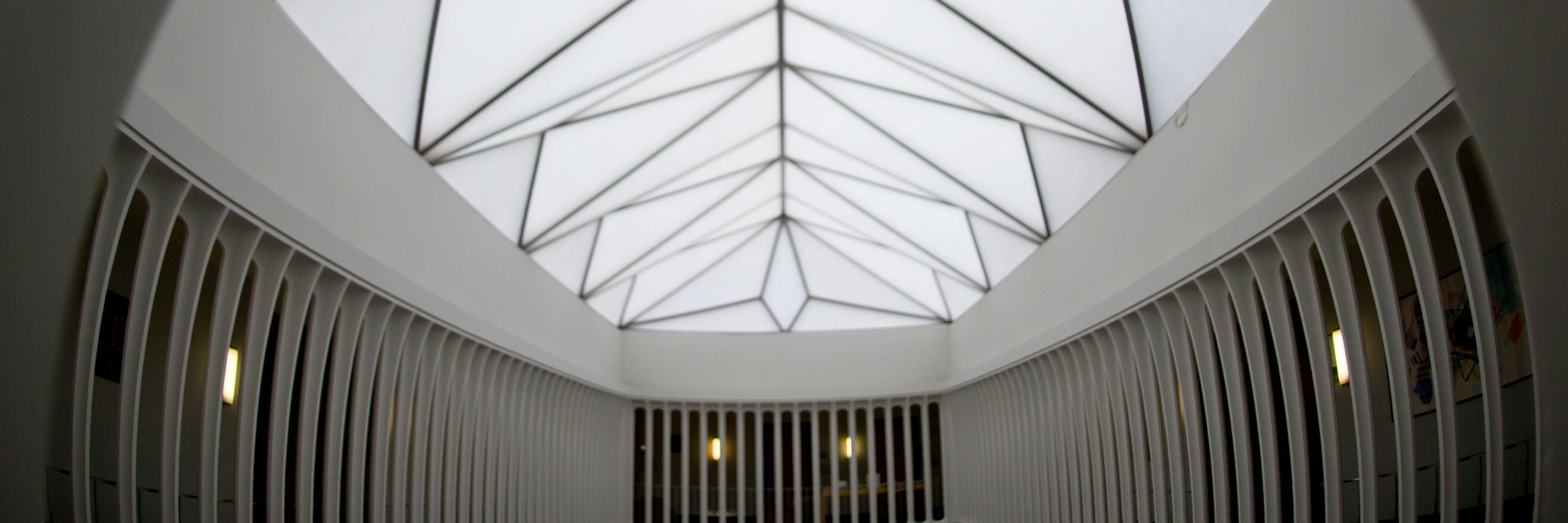 Robertson Hall interior