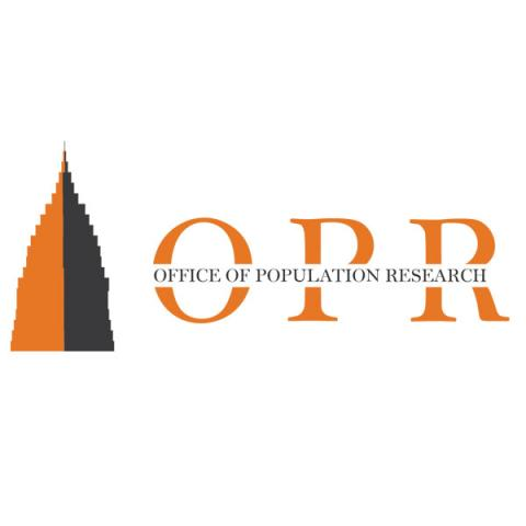 Office of Population Research Logo